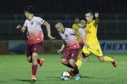 Sài Gòn FC 4-1 Nam Định (Vòng 26 V.League 2019)