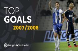Bàn thắng đẹp mùa giải La Liga 2007/08