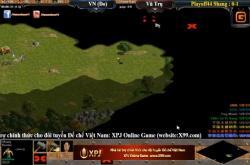 Việt Nam Đỏ vs Vũ Trụ 1: (Playoff nội dung 4vs.4 Shang tại AOE Quảng Đông Open lần 1)