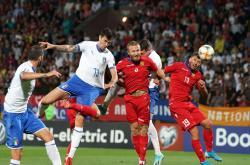 Armenia 1-3 Italia (Vòng loại EURO 2020)
