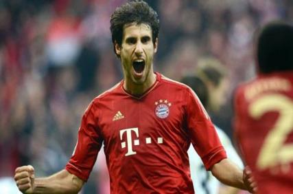 Bayern: Lời từ biệt lặng lẽ của Javi Martinez