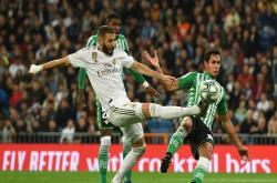 Real 0-0 Real Betis (Vòng 12 La Liga 2019/20)