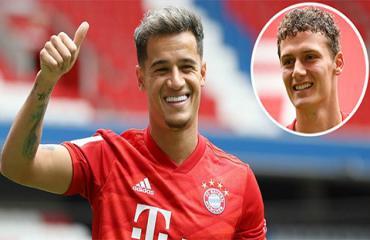 Đồng đội ở Bayern đánh giá về phong độ của Coutinho thế nào?