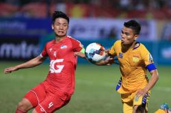 Thanh Hóa 1-3 Viettel (Vòng 25 V-League 2019)