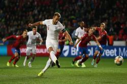 Czech 2-1 Anh (Vòng loại EURO 2020)