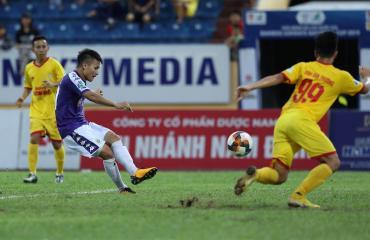Nam Định 3-4 Hà Nội FC (Tứ kết Cúp QG 2019)