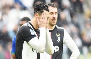 Juve thua trận là lỗi của Sarri?