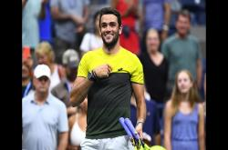 Matteo Berrettini 3-2 Gael Monfils (Tứ kết US Open 2019)