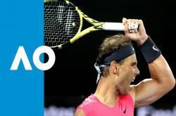 Những pha bóng hay nhất Rafael Nadal tại Australian Open 2020