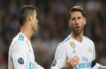 Quen nhau 9 năm, Ramos vẫn không mời Ronaldo đi đám cưới