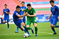 U23 Uzbekistan 0-1 U23 Saudi Arabia (Bán kết U23 châu Á 2020)