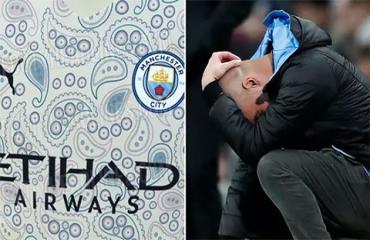 Man City đáng bị cấm dự Champions League vì áo đấu mùa tới quá xấu