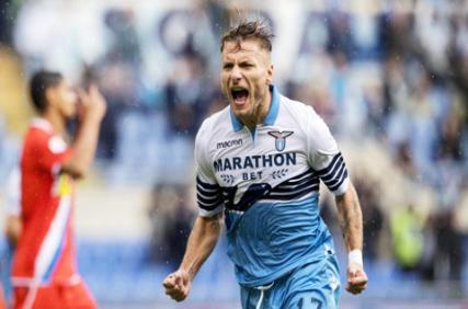 Lazio muốn gia hạn với Immobile và Luiz Felipe