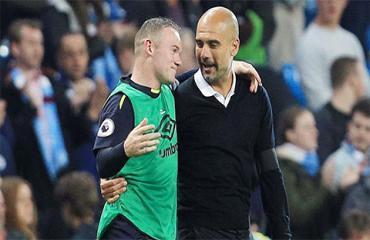 Rooney: 'Nếu có Pep, ĐT Anh đã giành mọi danh hiệu'