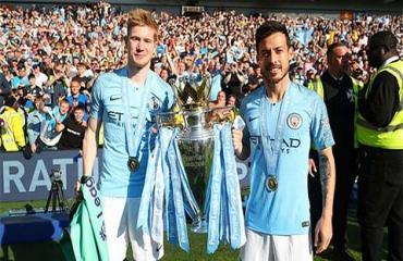 Man City thưởng đậm cho các cầu thủ sau 'cú ăn 3' quốc nội