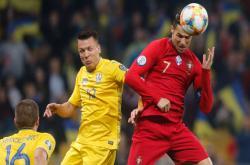 Ukraine 2-1 Bồ Đào Nha (Vòng loại EURO 2020)