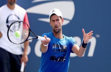 Djokovic chung nhánh với Federer ở US Open 2019