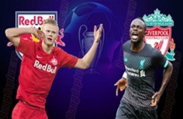 Salzburg vs Liverpool, 00h55 ngày 11/12: Rời Áo với ngôi đầu