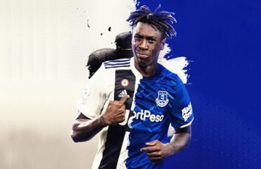 Juventus đồng ý bán Moise Kean cho Everton