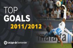 Bàn thắng đẹp mùa giải La Liga 2011/12