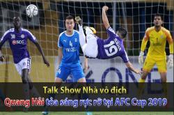 Quang Hải tỏa sáng rực rỡ tại AFC Cup (Nhà vô địch 21/08)