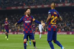 Barca 5-1 Valladolid (Vòng 11 La Liga 2019/20)