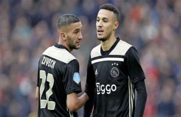 2 trụ cột của Ajax phải nhịn đói ra sân gặp Tottenham