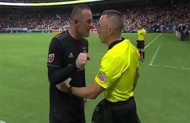 Rooney để lại hình ảnh xấu trước khi chia tay MLS