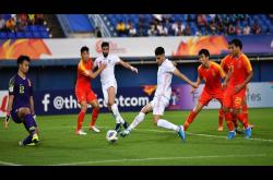 U23 Iran 1-0 U23 Trung Quốc (Bảng C U23 châu Á 2020)