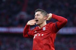 Hertha Berlin 2-3 Bayern Munich (vòng 1/8 Cup QG Đức 2018/19)