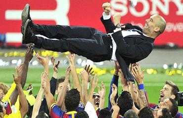 Ai ước mong đón Pep trở về Camp Nou?