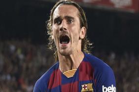 Griezmann đi vào lịch sử Barca sau cú đúp trên sân Nou Camp