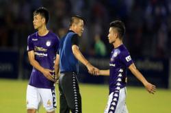 HLV Chu Đình Ngiêm: 'Hà Nội FC đang gặp vấn đề lớn về lực lượng'