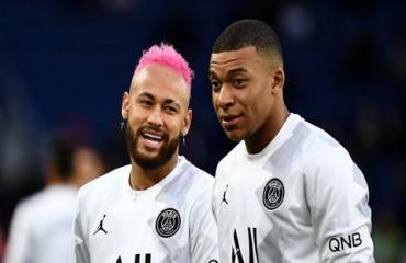 Neymar sẽ phải chia sẻ vị thế 'nhà vua' ở PSG cùng Mbappe