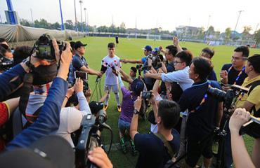 Quang Hải: 'U23 Triều Tiên không phải là đội yếu'