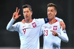 Latvia 0-3 Ba Lan (Vòng loại EURO 2020)