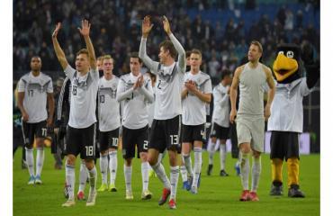 Đức 3-0 Nga (Giao hữu Quốc tế 2018)