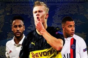 Haaland nhấn chìm cả Neymar & Mbappe, một bước lên hàng siêu sao