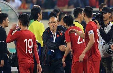 Việt Nam sánh ngang với 'ông kẹ' Nhật, Hàn Quốc, Australia ở vòng loại World Cup khu vực châu Á