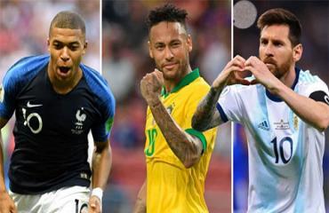Messi, Neymar, Mbappe... vẫn có thể tranh tài tại Olympic Tokyo hè 2020