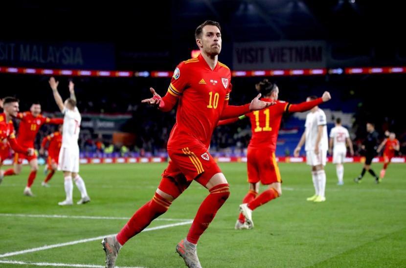 Xứ Wales 2-0 Hungary (Vòng loại EURO 2020)