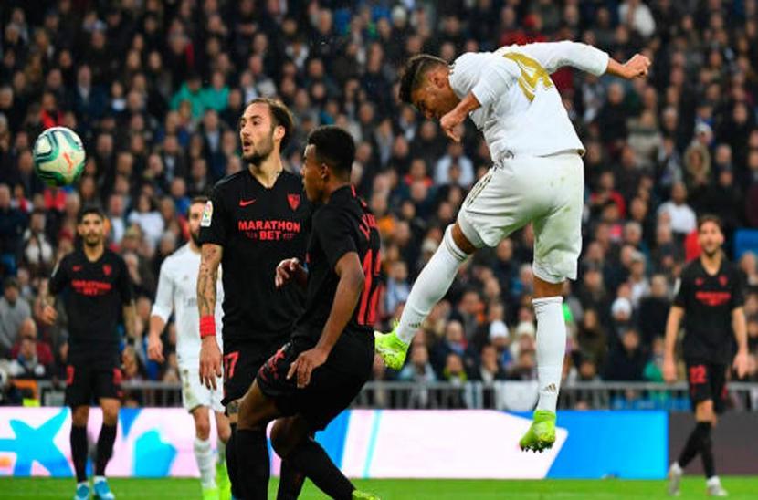 Real 2-1 Sevilla (Vòng 20 La Liga 2019/20)