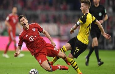 Bundesliga có thể đá với mật độ 2 ngày/trận