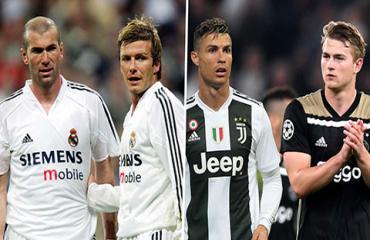 Với Ronaldo và De Ligt, Juventus mới là Dải Ngân Hà
