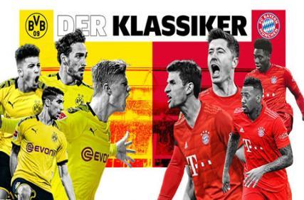 Sancho-Haaland vs Mueller-Lewandowski: Đại chiến tấn công trong lòng Der Klassiker