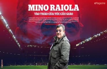 Mino Raiola, Tào Tháo của làng túc cầu giáo!