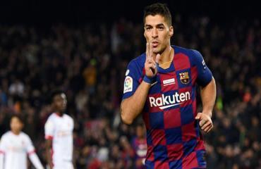 Barca chào bán Suarez cho đội bóng của Beckham