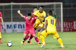 Sài Gòn 0-0 SLNA (Vòng 1 V-League 2020)