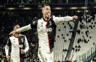 Chiếc giày Vàng châu Âu 2019/20: Ronaldo lần đầu vào top 5