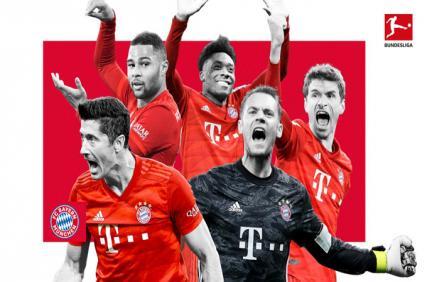 Thấy gì từ chiến thắng 1-0 của Bayern trước Dortmund?